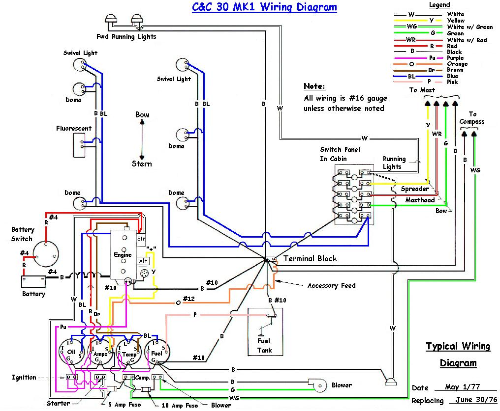 atomic 4 alternator wiring diagram atomic 4 starter wire diagram | wiring library atomic four wiring diagram
