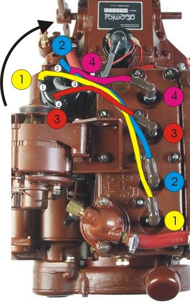 Atomic 4 spark plug cylinder order - Moyer Marine Atomic 4 Community - Home  of the AfouriansMoyer Marine Atomic 4 Community