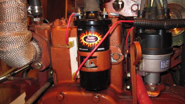 NAPA coil - Moyer Marine Atomic 4 Community - Home of the